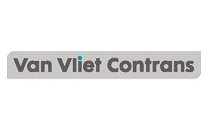 Logo van de firma Van Vliet Contrans in Wateringen