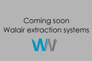 Nieuwe producten van Walair by Walter Nohit.